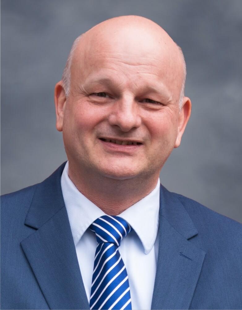 Pastor Jan Veenstra, Evangeliegemeente De Deur, Schiedam, 2018